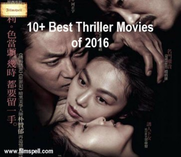 best international thriller movies 2016