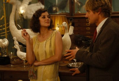 Marion Cotillard in Midnight in Paris