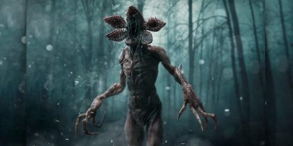 Stranger thing The demogorgon