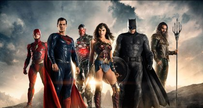 JUSTICE LEAGUE-Review