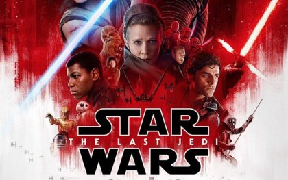 Star Wars -The Last Jedi HD Poster