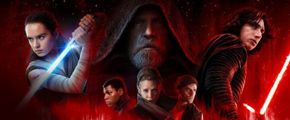 Star Wars-the last jedi Poster