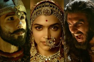 Collage padmaavat