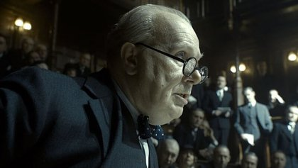 Darkest Hour Gary Oldman