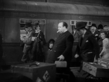 Alfred Hitchcock-The Lady Vanishes