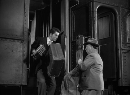Alfred Hitchcock-Strangers On A Train