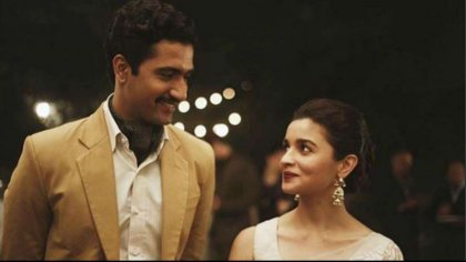 Raazi movie review-Alia Bhatt-Vicky Kaushal starrer