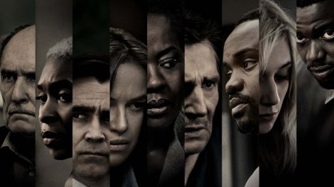 Widows (2018) Review_HD_Poster
