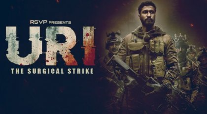 URI THE SURGICAL STRIKE HD Poster