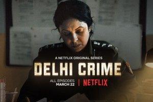 Delhi Crime_Netflix_HD_Poster