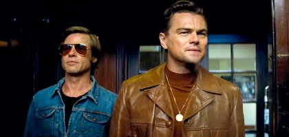 Once Upon A Time In Hollywood HD Images