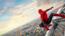 SpiderMan Far From Home (2019) Movie HD Walpaper
