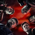 Amazon's TV WEB Series The Boys (2019) Review superhero HD Poster