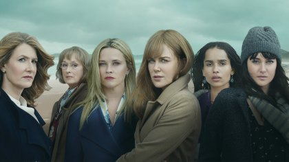 Big Little Lies Season 2 HBO HD Poster