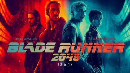 50 best movies for a decade-Blade Runner 2049