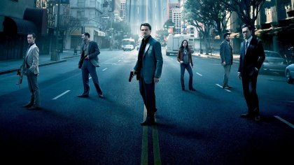 50 best movies for a decade-Inception