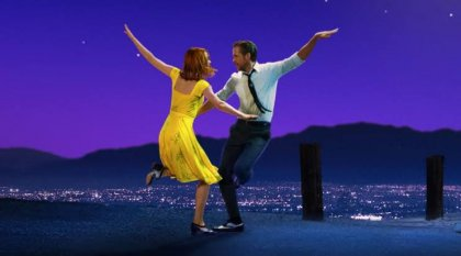 50 best movies for a decade-La La Land