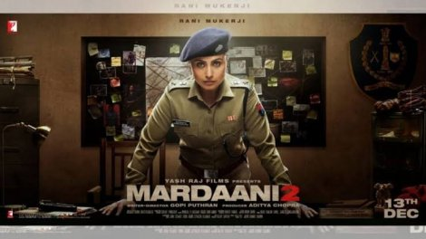 Mardaani 2 2019 Movie HD Poster
