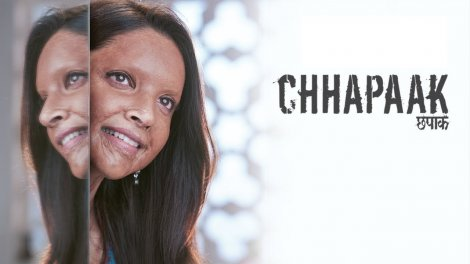 Chhapaak (2019) Movie Review HD Poster