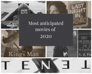 Filmspell - Most anticipated movies of 2020