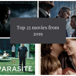 Top 25 movies from 2019