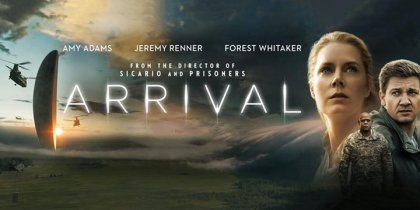 Arrival 2016 HD Poster