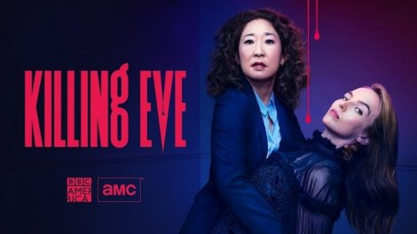 Killing Eve HD Poster