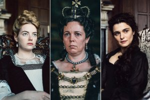 The Favourite_HD_Poster